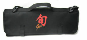 Shun Knife bag Roll 5 Slot top quality ,Brand NEW %100 made in Japan RRP$89