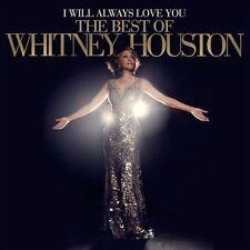 I Will Always Love You: The Best of Whitney Houston by Whitney Houston (CD,...
