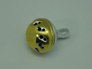 U.J. PRK 40mm Knob for SHIMANO Calcutta TE 300 400 700 Trinidad 12-30 reel PG/SV