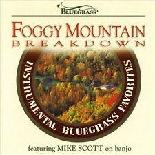 Foggy Mountain Breakdown feat. MIKE SCOTT on banjo BIN FREE SHIP MINT