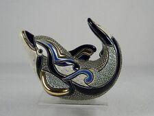 DeRosa Rinconada Family Collection 'Dolphin' Figurine  - NEW #F101 RETIRED NIB
