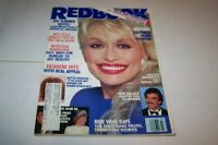 JULY 1988 REDBOOK magazine DOLLY PARTON