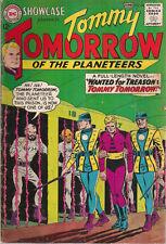 SHOWCASE #44 (1963) DC Comics TOMMY TOMORROW  Lee Elias VG+