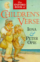 The Oxford Book of Children's Verse by Oxford University Press (Paperback, 1994)