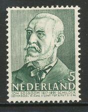 Nederland  395 PM ongebruikt plaatfout punt op voorhoofd