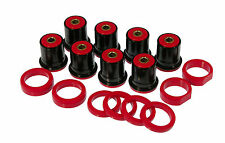 Prothane 65-88 Chevelle Regal Malibu El Camino Rear Control Arm Bushing Red Kit