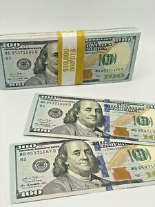 (1) 2013 A $100 BILL - ONE HUNDRED DOLLAR NOTE CRISP UNCIRCULATED - BEP STRAP