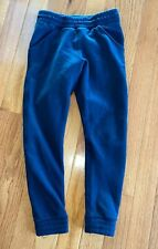 Ivivva Girls Sweatpants Joggers Thick Warm Navy Size 14