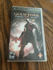 God of War: Ghost of Sparta PLAYSTATION PORTABLE (PSP)  No Manual Tested