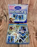 Disney Frozen Princess Memory Pairs Snap Card Games Gift Birthday Present Toys