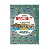 Zeitreise Dinosaurier - Das große Bastelbuch