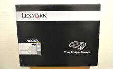 Tambour Imagerie Noir Couleur Lexmark 700Z5 70C0Z50 Black Color Imaging Drum New