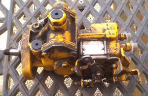 Einspritzpumpe Bosch VA f. IHC Traktor D 155
