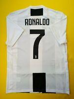 Ronaldo Juventus jersey medium 2018 shirt CF3489 soccer football Adidas ig93