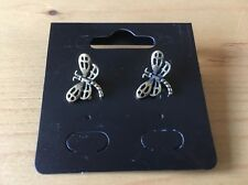 Pair Of Antique Bronze Dragonfly Earrings - All Must Go - Brand New