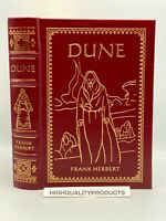 Easton Press DUNE Frank Herbert LIMITED Collectors MEMORIAL Edition LEATHER RARE
