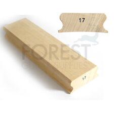 """Guitar fingerboard sanding and gluing radius 17"""" block -  85x300mm"""