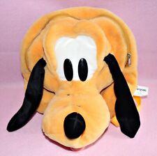 Disney Pluto Rucksack Tasche Vintage Goofy Kuscheltier Plüsch Stofftier Figur