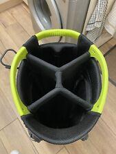 SRIXON SRZ Z-FOUR STAND BAG – Mercedes Logo In Excellent Condition