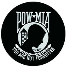 POW MIA Patch suitable for framing or for your jacket