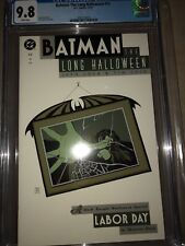 Batman The Long Halloween #12 CGC 9.8