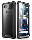 Google Pixel 3 Case i-Blason [Ares] Full-Body Bumper Cover with Screen Protector