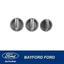 GENUINE FORD RANGER PK 2009-2011 HEATER CONTROL KNOBS (SET OF 3)