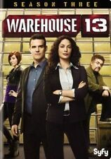 Warehouse 13 Season Three - DVD Region 1