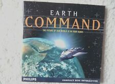 47582 Instruction Booklet - Earth Command - Philips CD-i () 810 0072