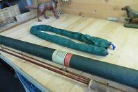 Vintage platte mohawk berkshire fly pole 7 ft 147 harrocks  ibbotson