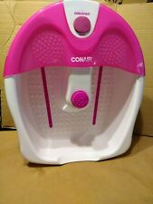 Relaxing Foot Bath Model FB5XWP With Bubbles And Heat By Conair