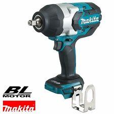 """Makita DTW1002Z 18v Li-Ion Brushless LXT 1/2"""" Impact Wrench Nut Runner Body Only"""