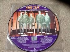 Star Trek  Very Rare Picture Disc