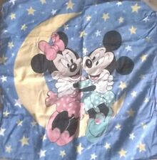 drap housse de couette DISNEY MICKEY MINNIE C.T.I FRANCE