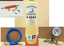 R404a, R-404, Refrigerant R-404a, Coolers, Freezers, Disposable 20 oz, Kit E4
