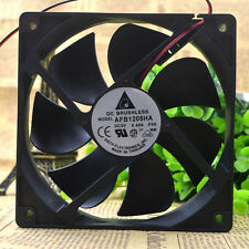DELTA AFB1205HA Cooling Fan DC 5V 0.45A 120mm x 120mm x 25mm