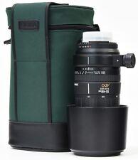 NIKON AF 135-400mm Sigma APO 4.5-5.6 D + Hood + Case