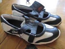 S.Oliver Ballerinas Ballerina Schuhe schwarz weiß Gr 39 Leder Neu m Etikett f8b4652ffd