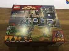 LEGO 76103 Marvel Super Heroes Corvus Glaive Thresher Attack BNIB