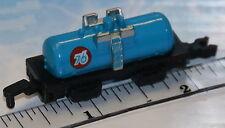 MICRO MACHINES TRAINS TANKER CAR 76 # 1