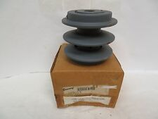 NEW BROWNING 2 GROOVE VARIABLE PITCH SHEAVE PULLEY 2VP36 X 5/8 2VP36X5/8