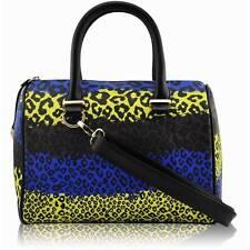 SALE Designer Handbag Women Ladies Faux Leather Shoulder Messenger Tote Bag New