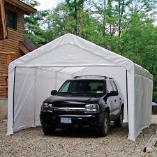 ShelterLogic™ Canopy Enclosure Kit - 12 x 20 ft., White