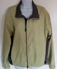 Women's NIKE All Conditions Large Windbreaker Jacket, Size 12 -14 F1 VTG Dry Fit
