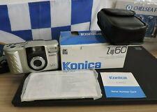 Konica Minolta Z-up 60 35mm Compact Film Camera