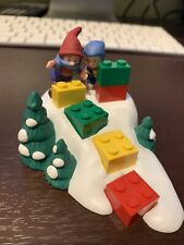 Department 56 North Pole ~ Lego Little Builders - Retired #56810