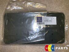 MERCEDES W211 AVANTGARDE 02-06 Anteriore Targa Staffa Holder 2118850781 DS