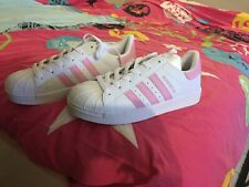 adidas superstar 39 Blanc Rose