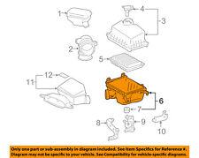 TOYOTA OEM 12-16 Camry Air Cleaner Box-Bottom Lower Housing Body 177010V020