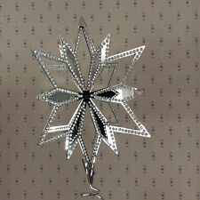 2014 SWAROVSKI  CHRISTMAS STAR TREE TOPPER CRYSTAL #5064262 NIB
